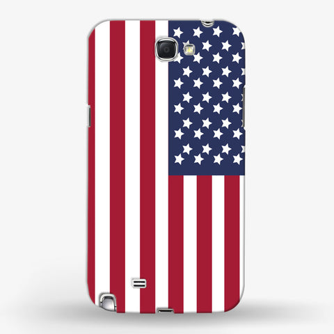 American Samsung Galaxy Note 2 CASE - Edmotic