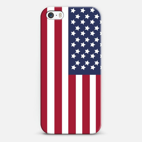 American  Iphone 5/5s Case - Edmotic