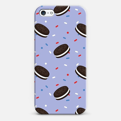 Are These Oreos iPhone SE Case - Edmotic