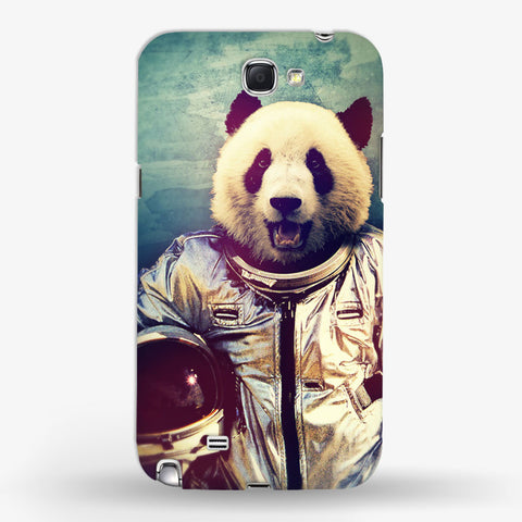 Astronaut Panda  Samsung Galaxy Note 2 CASE - Edmotic