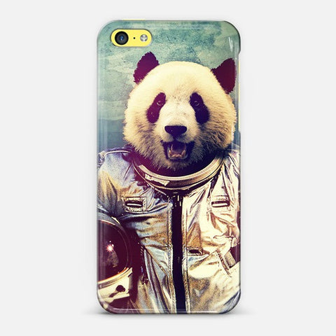 Astronaut Panda  Iphone 5c Case - Edmotic