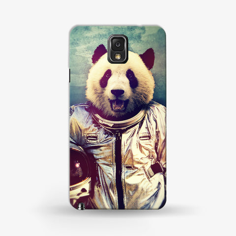 Astronaut Panda Samsung Galaxy Note 3 CASE - Edmotic
