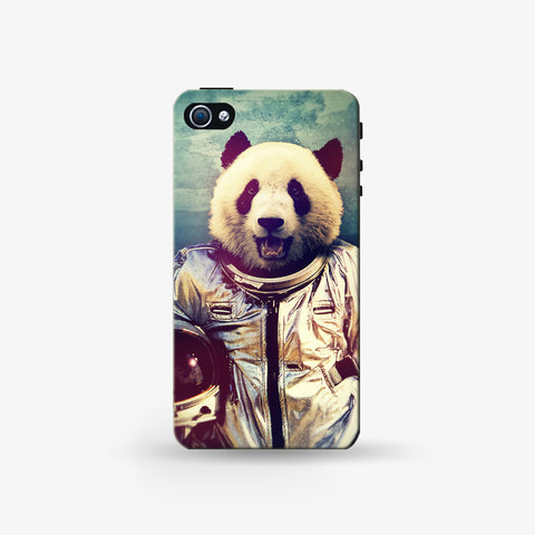 Astronaut Panda  Iphone 4/4s Case - Edmotic