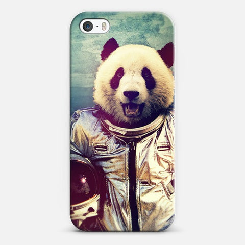 Astronaut Panda   Iphone 5/5s Case - Edmotic