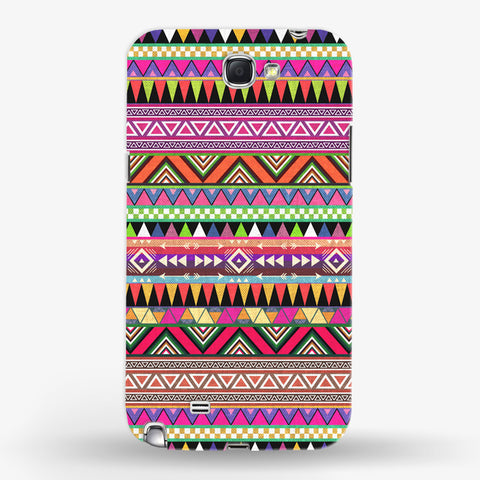 Aztec Overdose Samsung Galaxy Note 2 CASE - Edmotic
