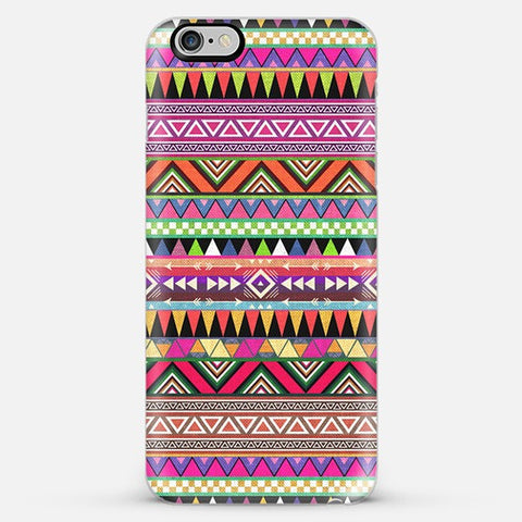 Aztec Overdose Iphone 6 Plus Case - Edmotic