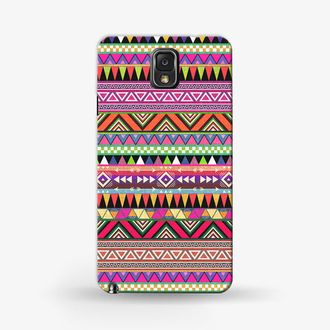 Aztec Overdose Samsung Galaxy Note 3 CASE - Edmotic
