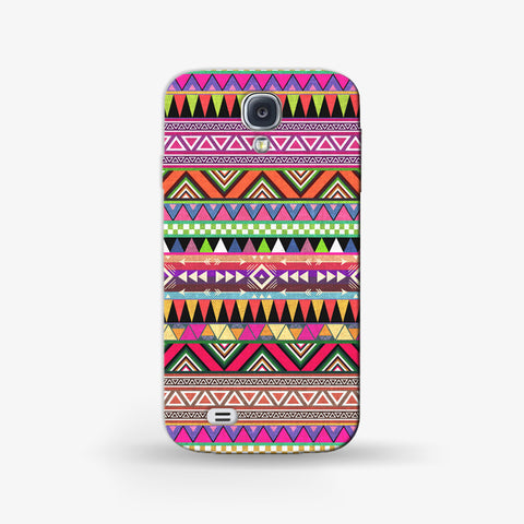 Aztec Overdose   Samsung Galaxy S4 Mini CASE - Edmotic
