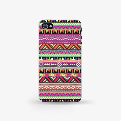 Aztec Overdose   Iphone 4/4s Case - Edmotic