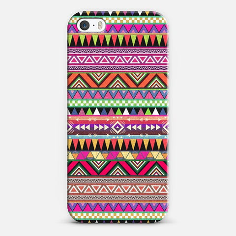 Aztec Overdose Iphone 5/5s Case - Edmotic