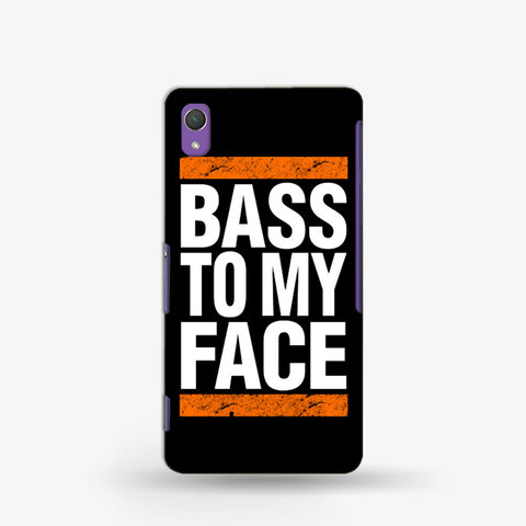 Bass To My Face(Sony Xperia Z2) - Edmotic