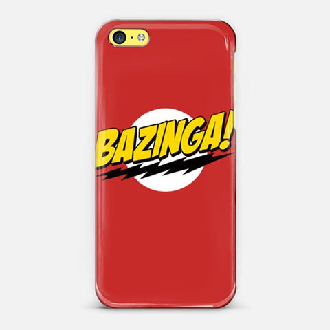 Bazinga Iphone 5c Case - Edmotic