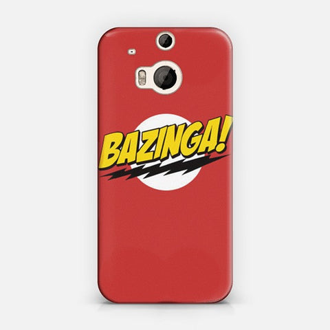 Bazinga  (HTC ONE M8) - Edmotic
