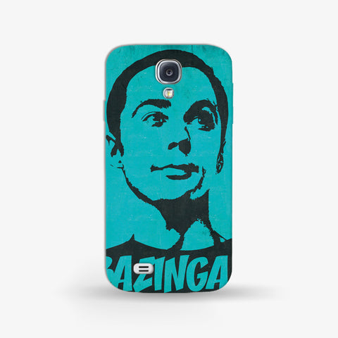 Big Bang Theory Samsung Galaxy S4 Mini CASE - Edmotic