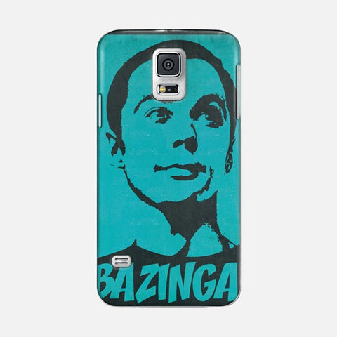 Big Bang Theory Samsung Galaxy S5 CASE - Edmotic