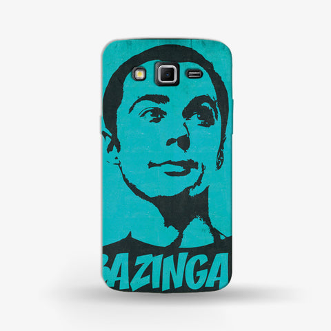 Big Bang Theory  Samsung Galaxy Grand 2 Case - Edmotic