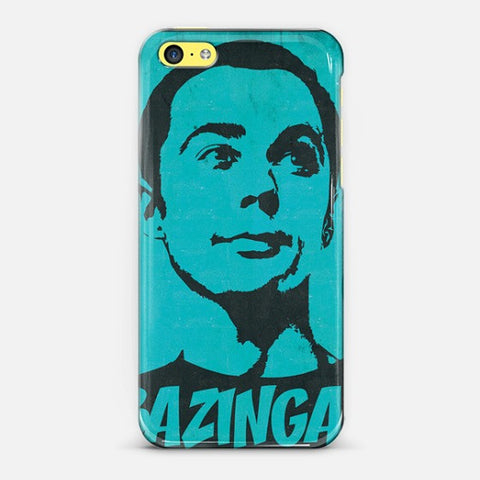 Big Bang Theory Iphone 5c Case - Edmotic