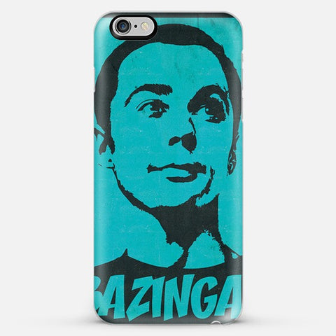 Big Bang Theory Iphone 6 Plus Case - Edmotic
