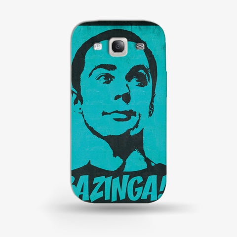 Big Bang Theory  Samsung Galaxy S3 CASE - Edmotic