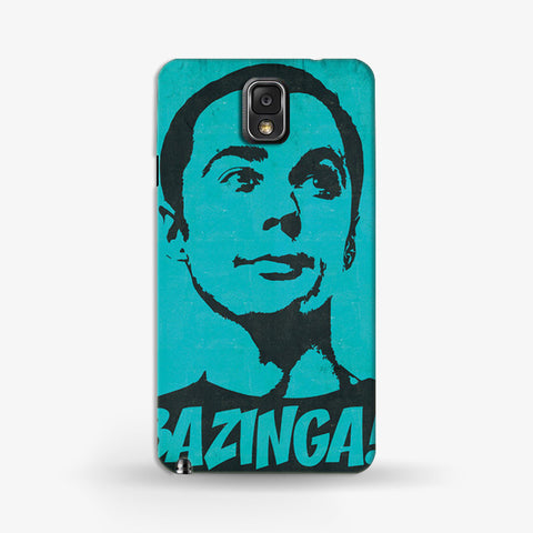 Big Bang Theory Samsung Galaxy Note 3 CASE - Edmotic