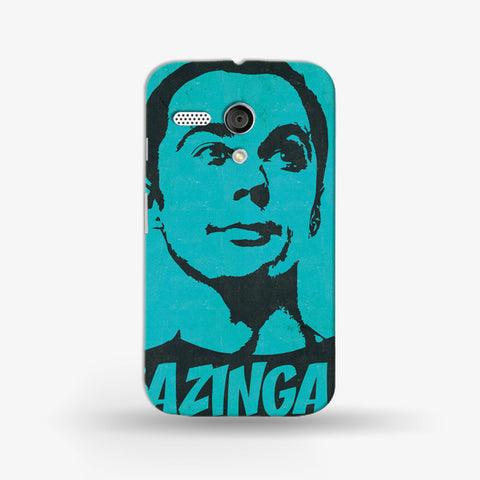 Big Bang Theory (MOTO G) - Edmotic