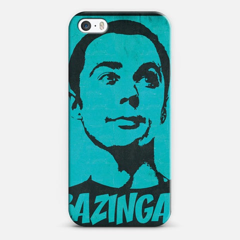 Big Bang Theory  Iphone 5/5s Case - Edmotic