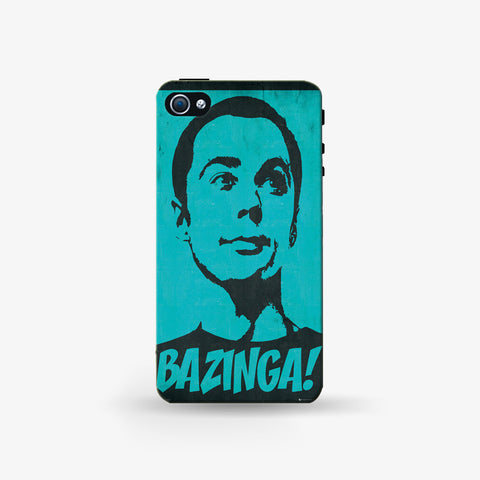 Big Bang Theory Iphone 4/4s Case - Edmotic