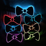 ELECTRIC LED BOW TIE