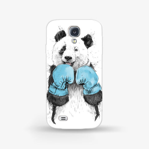 Boxer Panda  Samsung Galaxy S4 Mini CASE - Edmotic