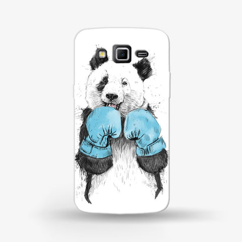 Boxer Panda Samsung Galaxy Grand 2 Case - Edmotic