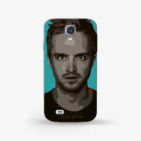 Breaking Bad  Samsung Galaxy S4 Mini CASE - Edmotic