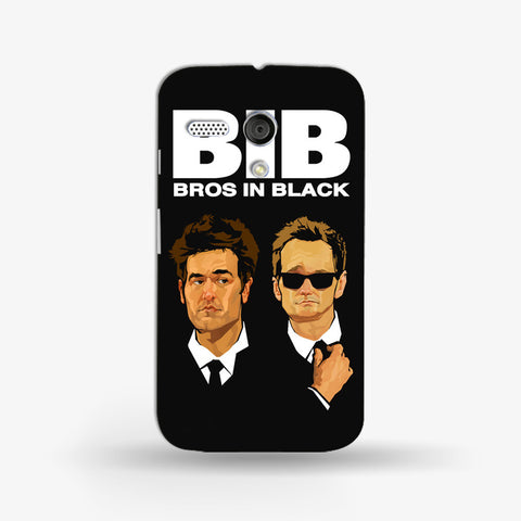 Bros in Black (MOTO G) - Edmotic