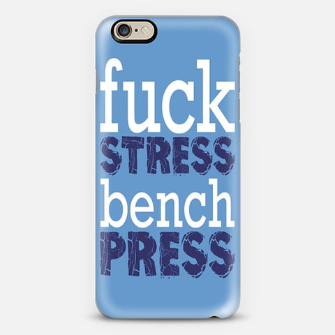 Bench iPhone 6 Case - Edmotic