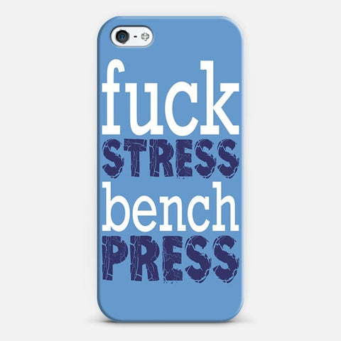Bench iPhone 5/5s Case - Edmotic