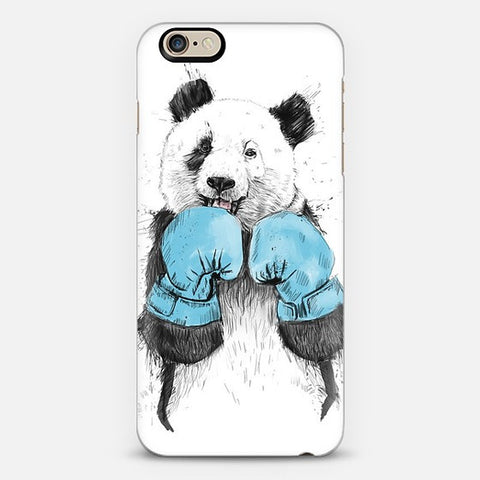 Boxer Panda Iphone 6 Case - Edmotic