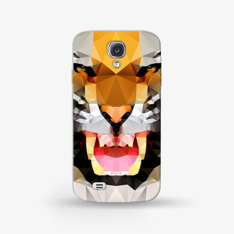 Cryptic Lion  Samsung Galaxy S4 Mini CASE - Edmotic