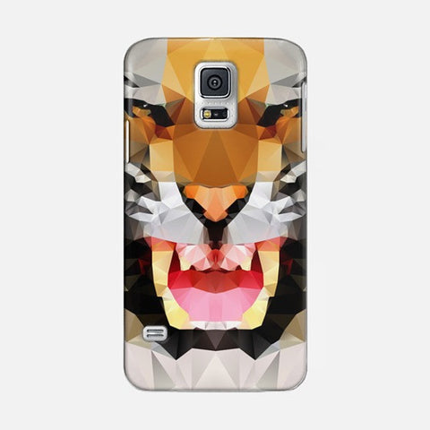 Cryptic Lion   Samsung Galaxy S5 CASE - Edmotic