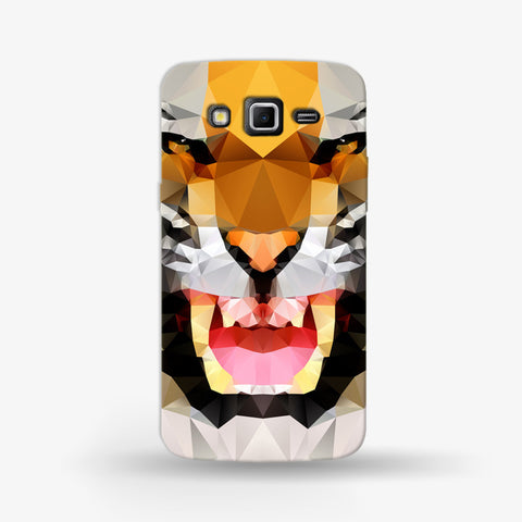 Cryptic Lion  Samsung Galaxy Grand 2 Case - Edmotic