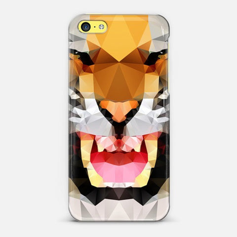 Cryptic Lion   Iphone 5c Case - Edmotic