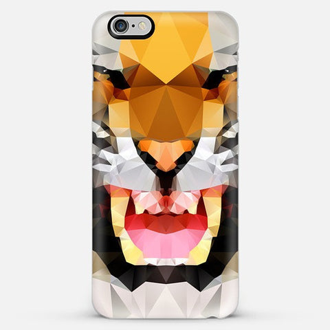 Cryptic Lion   Iphone 6 Plus Case - Edmotic