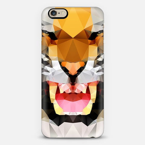 Cryptic Lion iphone 7 Case - Edmotic