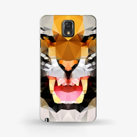Cryptic Lion Samsung Galaxy Note 3 CASE - Edmotic