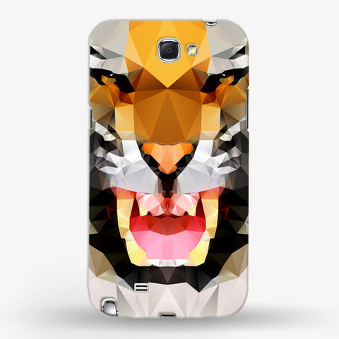 Cryptic Lion   Samsung Galaxy Note 2 CASE - Edmotic