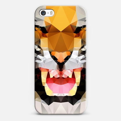 Cryptic Lion  Iphone 5/5s Case - Edmotic