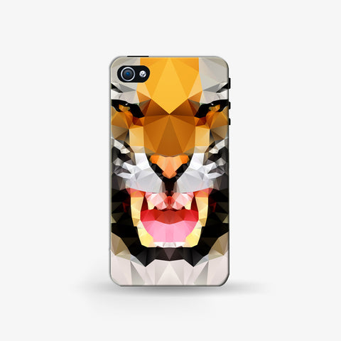 Cryptic Lion   Iphone 4/4s Case - Edmotic