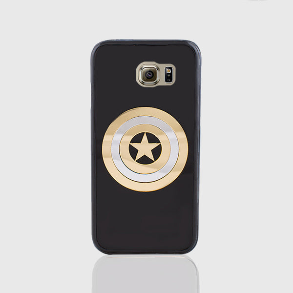 CAPTAIN AMERICA PHONE CASE FOR SAMSUNG S6