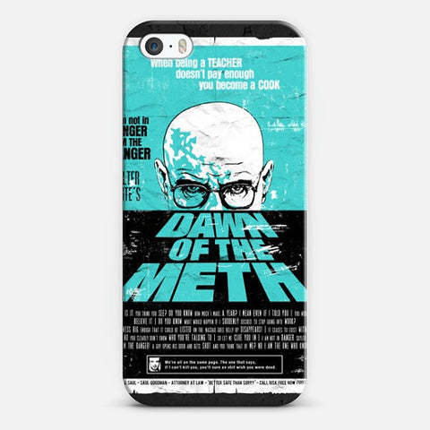 Dawn of The Meth  Iphone 5/5s Case - Edmotic