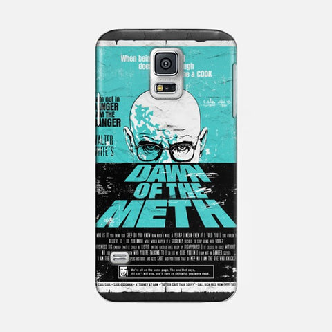 Dawn To The Meth Samsung Galaxy S5 CASE - Edmotic
