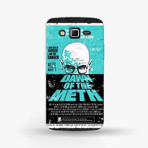 Dawn Of The Meth Samsung Galaxy Grand 2 Case - Edmotic