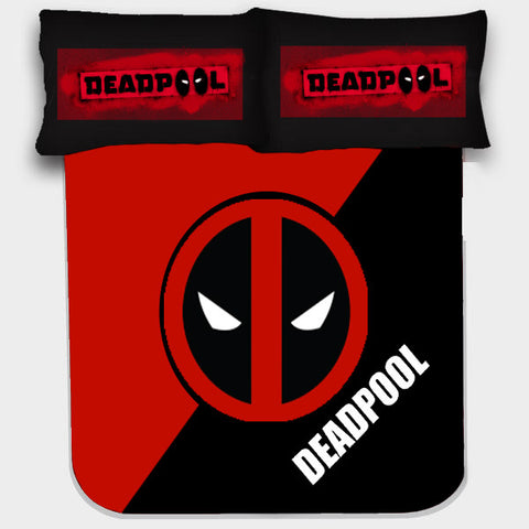DEADPOOL BEDSHEET - Edmotic - 1